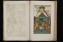 [Coat of arms William Karel Hendrik Friso, Prince of Orange-Nassau]